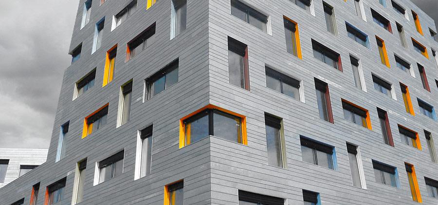 Overflatebehandling til bygg og anlegg - NOT