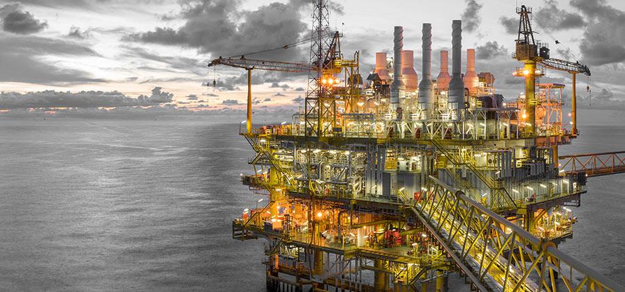NOT - Olje og gass