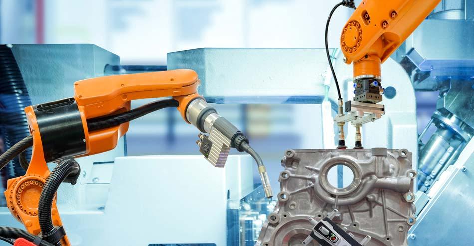 Overflatebehandling til Industri - NOT