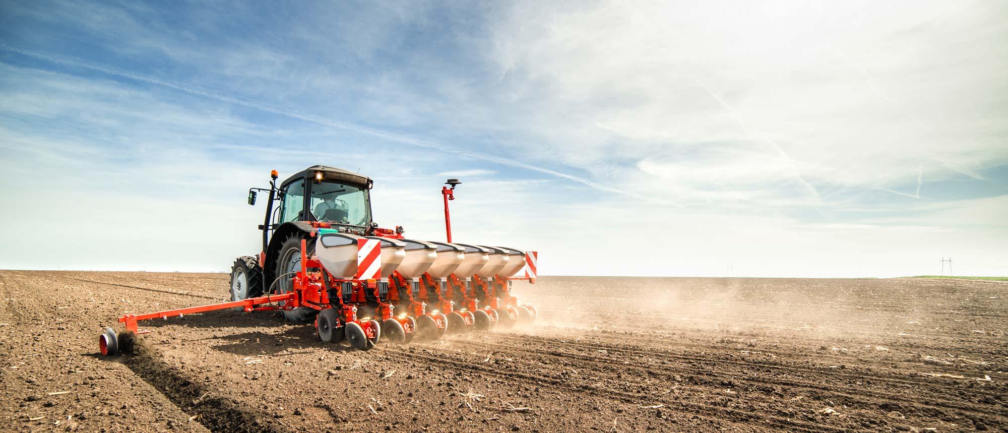 Overflatebehandling til Landbruk - NOT